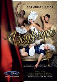 Boylesque Loeries small