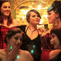 Of Corsets Burlesque