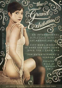 The Grand Exhibition poster small