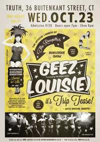Geez Louise It's Trip Tease