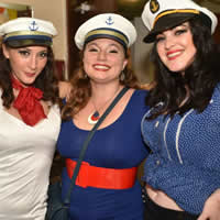 Naughty Nautical Playboy Party Suikerbossie