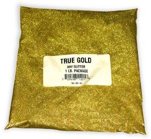 Glitter by the kilo!