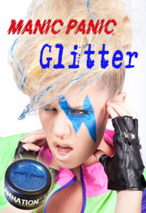 Face Glitter is kinder to the skin