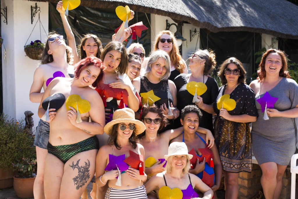 The Rouge Revue Burlesque Company Cape Town awards